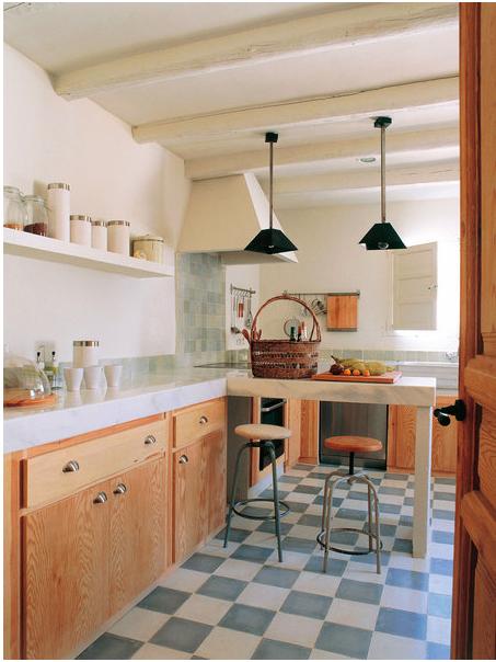 Cocinas baldosa hidraulica suelo hidraulico zelart for Baldosas para cocina